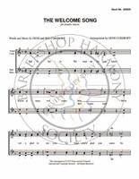 The Welcome Song (SSAA) (arr. Gene Cokeroft)-Download-UNPUB