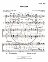 Rosetta (TTBB) (arr. Jon Nicholas)-Download-UNPUB
