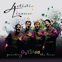 Artistic License - Painting Outside The Lines CD