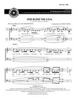 God Bless the U.S.A. (TTBB) (arr. Beck)
