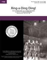 Ring-a-Ding Ding! (TTBB) (arr. Bartholomew)