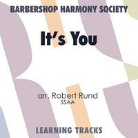It's You (SSAA) (arr. Rund) - CD Learning Tracks for 209617