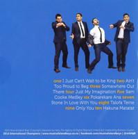 Musical Island Boys - Four CD