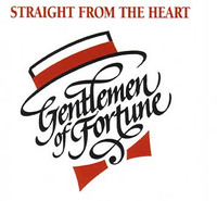 Gentlemen of Fortune- Straight from the Heart CD