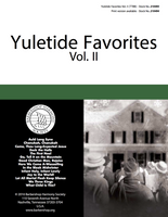 Yuletide Favorites Vol. II Songbook - Download