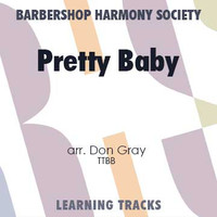 Pretty Baby (FE 97) (TTBB) (arr. Gray) - CD Learning Tracks for 112273