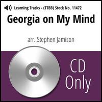 Georgia On My Mind (TTBB) (arr. Jamison) - CD Learning Tracks for 7322