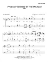 I've Been Working on the Railroad (TTBB) (arr. Payne) - Download
