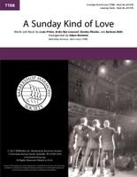 A Sunday Kind of Love (TTBB) (arr. Reimnitz)