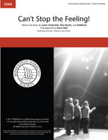Can't Stop the Feeling (SSAA) (arr. Dale)