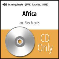 Africa (SATB) (arr. Morris) - CD Learning Tracks for 211491