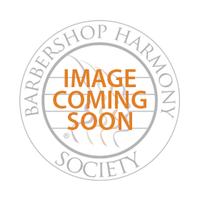 Just Plain Barbershop (Baritone) 2 Cds - CD Learning Tracks for 6022