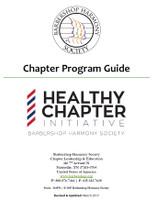 Chapter Program Guide