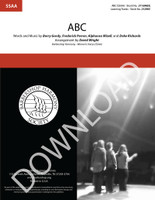 ABC (SSAA) (arr. Wright) - Download