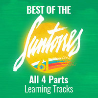 Best of the Suntones (All 4 Parts) - CD Learning Tracks for 211535