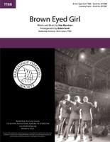 Brown Eyed Girl (TTBB) (arr. Scott)