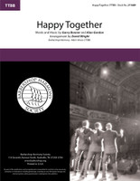 Happy Together (TTBB) (arr. Wright)