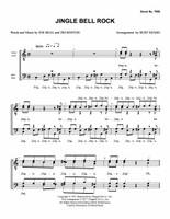 Jingle Bell Rock (TTBB) (arr. Szabo)