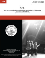 ABC (SSAA) (arr. Wright)
