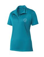 Women's BHS Tropic Blue Polo