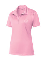 BHS Women's Polo - Pink