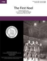 The First Noel  (TTBB) (arr. Grimmer)