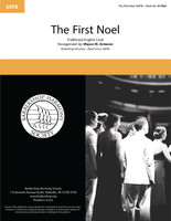 The First Noel (SATB) (arr. Grimmer)