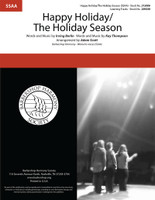 Happy Holiday/The Holiday Season (SSAA) (arr. Scott)