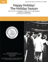 Happy Holiday/The Holiday Season (SATB) (arr. Scott)