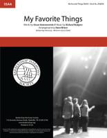 My Favorite Things (SSAA) (arr. Briner)