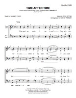 Time After Time (SSAA) (arr. Wright)
