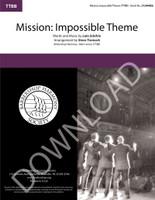Mission: Impossible Theme (TTBB) (arr. Tramack) - Download