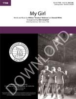 My Girl (TTBB) (arr. Campbell) - Download