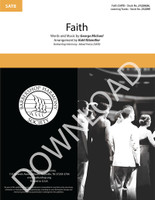 Faith (SATB) (arr. Kitzmiller) - Download