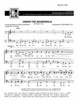 Under the Boardwalk (SSAA) (arr. BHS) - Download