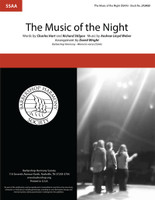 The Music of the Night (SSAA) (arr. Wright)