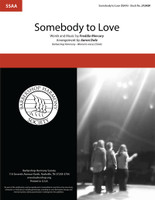 Somebody to Love (SSAA) (arr. Dale)