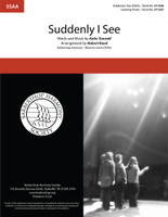 Suddenly I See (SSAA) (arr. Rund) - Download