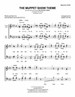 The Muppet Show Theme (SSAA) (arr. Young) - Download
