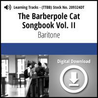 Barberpole Cat Songbook Vol. II (Baritone) - Digital Learning Track for 212677