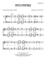 White Christmas (TTBB) (arr. Gentry) - Download