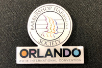 2018 Orlando International Convention Pin
