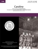 Caroline (TTBB) (as sung by the Boston Common)