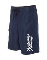 Surfs up with these Board Shorts!   Show off your style at our conventions in sunny states with these great trunks, branded with Barbershop Harmony.   Great fit with just above the knee length, made from a quick-drying material.