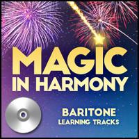 Magic in Harmony (Baritone) - CD Learning Tracks for 212660