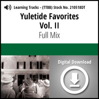 Yuletide Favorites Vol. II - Digital Listening Demo - (FULL MIXES ONLY) for 210494