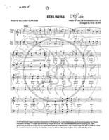 Edelweiss 2 (TTBB) (arr. Mac Huff)-UNPUB