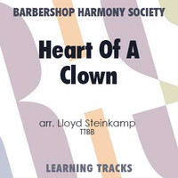 Heart Of A Clown (TTBB) (arr. Steinkamp) - Digital Learning Tracks for 8805