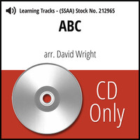 ABC (SSAA) (arr. Wright) - CD Learning Tracks for 211696
