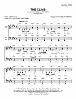 The Climb (SSAA) (arr. Prietto) - Download